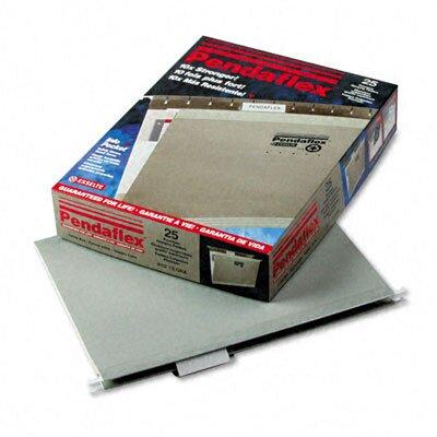 Esselte Pendaflex Corporation Reinforced Hanging File Folders, Letter, 25/Box