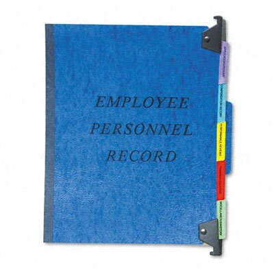 Esselte Pendaflex Corporation Hanging Personnel Folders, 1/3 Cut Top Tab, Letter
