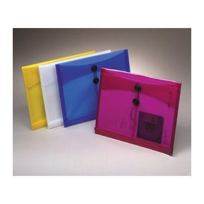 "Esselte Pendaflex Corporation Pendaflex Poly String Envelope, 1"" Expansion"