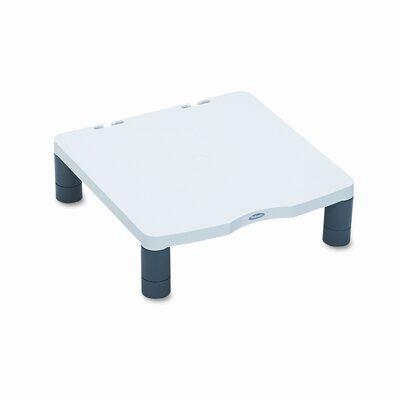 Fellowes Mfg. Co. Height-Adjust Standard Monitor Riser