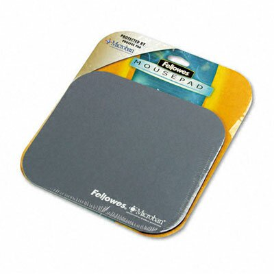 Fellowes Mfg. Co. Fellowes® Mouse Pad with Microban® Protection