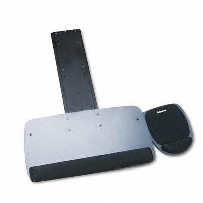 Fellowes Mfg. Co. Adjustable Keyboard Platform, 20-1/4 X 11-1/8
