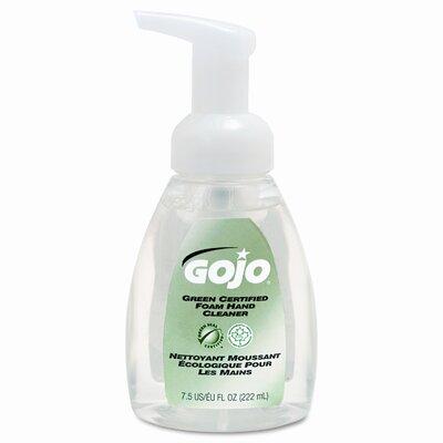 GOJO Industries Green Certified Foam Soap - 7.5-oz.