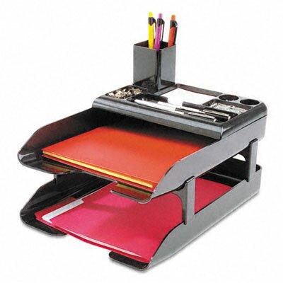 Deflect-O Corporation Corporate Desk Tray Set