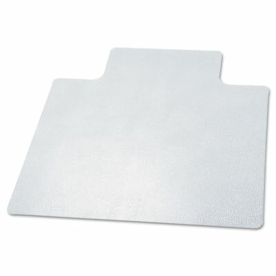 Deflect-O Corporation EconoMat Hard Floor Straight Edge Chair Mat
