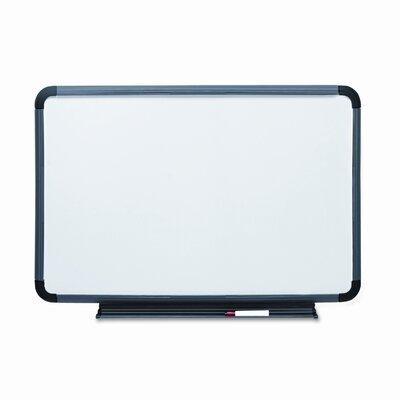 Iceberg Enterprises Premium Dry Erase Ingenuity Frame Wall Mounted Whiteboard, 3' x 4'