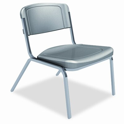 Iceberg Enterprises Rough 'n' Ready Armless Mid-Back Stacking Chair