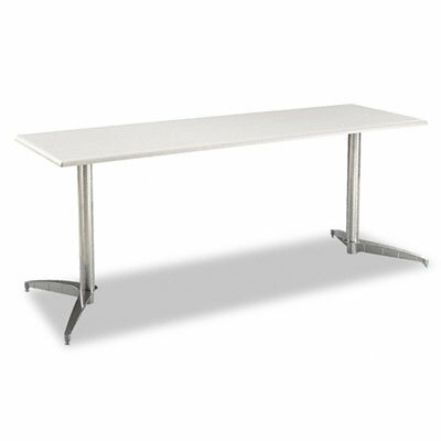Iceberg Enterprises Officeworks Training Table Top, Rectangular, 72 X 23-1/2D