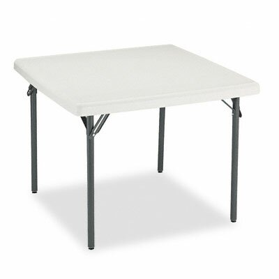"Iceberg Enterprises Iceberg Indestruc-Tables Too™ 1200 Series 38"" Square Folding Table"