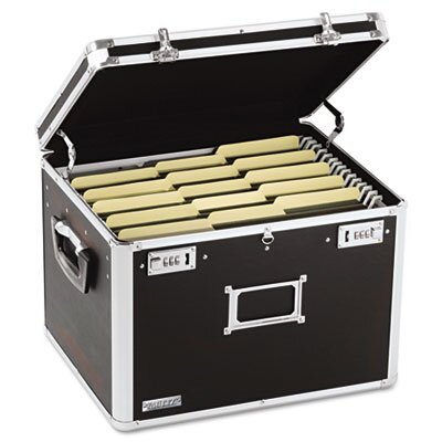Ideastream Products Vaultz Locking File Chest Storage Box