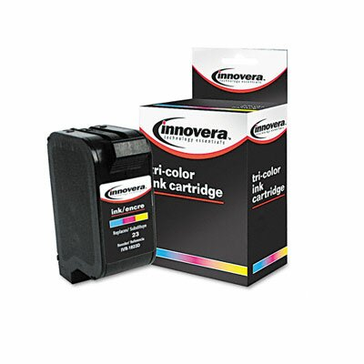 Innovera® Compatible C1823D (23) Ink Cartridge