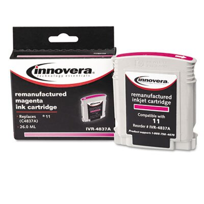 Innovera® Compatible C4837A (11) Ink Cartridge