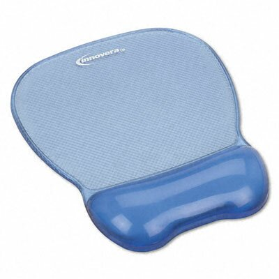 Innovera® Innovera® Gel Wrist Support Mouse Pads & Wrist Rests