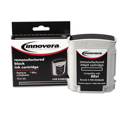 Innovera® Compatible C9396AN (88XL) Ink Cartridge