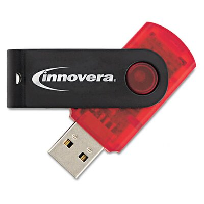 Innovera® Portable USB 32GB Flash Drive