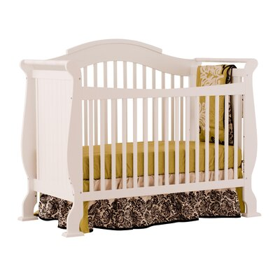 Storkcraft Valentia 4-in-1 Convertible Crib