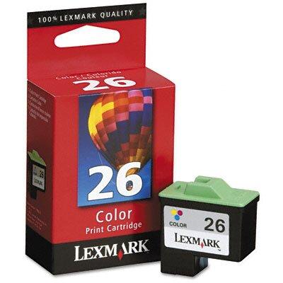 Lexmark International 10N0026 Ink Cartridge, 290 Page-Yield