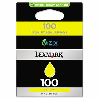 Lexmark International 14N0902 100 Ink Cartridge