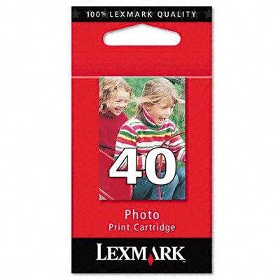 Lexmark International 18Y0340 Photo Print Cartridge, Photo Color