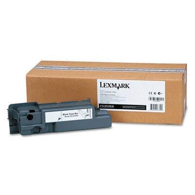 Lexmark International C52025X Waste Toner Box for C520/C522/C524, C52X, C53X