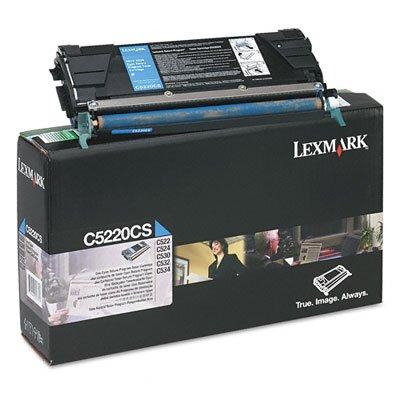 Lexmark International C5220CS Toner Cartridge, 3000 Page-Yield
