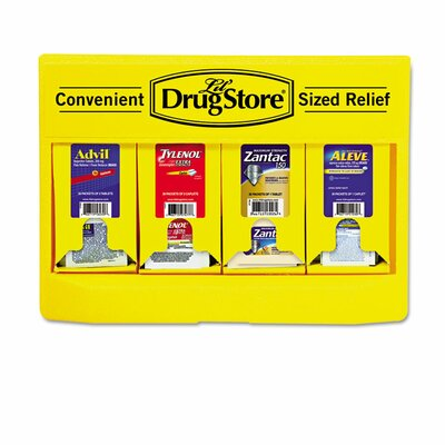 Lil' Drugstore 100-Piece Single Dose Medicine Dispenser Kit
