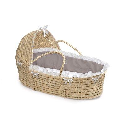 Hooded Moses Basket by Badger Basket