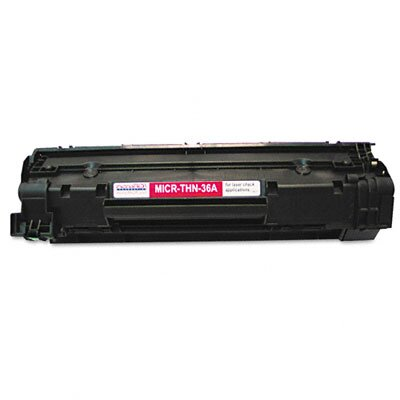 MicroMICR Corporation MICR Toner for LJ P1505, P1505n, Equivalent to HEW-CB436A