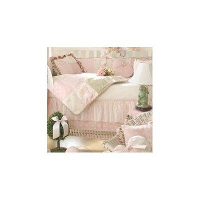 Isabella 4 Piece Crib Bedding Set by Glenna Jean