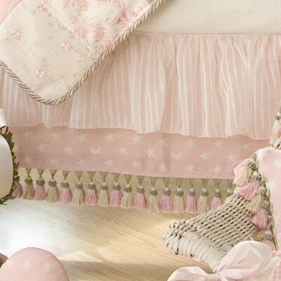 Isabella Crib Skirt by Glenna Jean