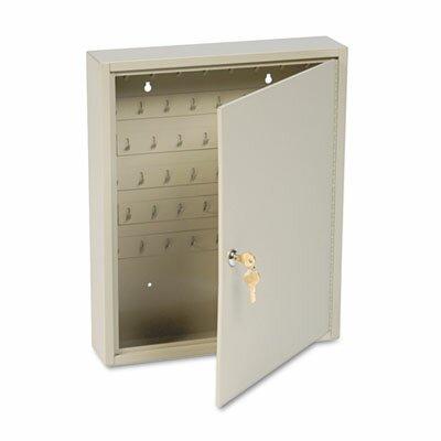 MMF Industries Steelmaster Dupli-Key Two-Tag Cabinet, 60-Key