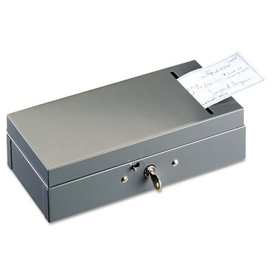 MMF Industries Steelmaster Steel Bond Box with Check Slot