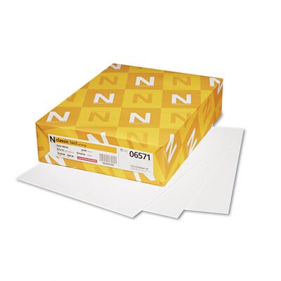 Neenah Paper Classic Laid Stationery Writing Paper, 500/Ream