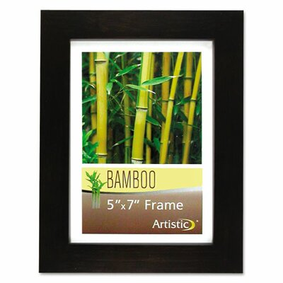 Nudell Plastics Bamboo Picture Frame
