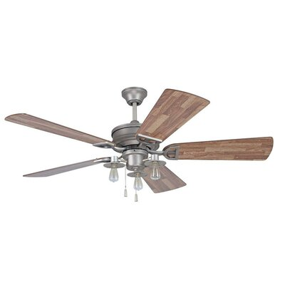 "54"" Trenton 5 Blade Ceiling Fan Product Photo"