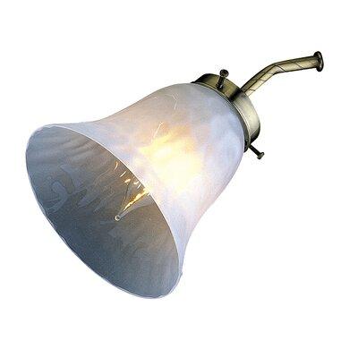 """Craftmade 2.25"""" Glass Bell Ceiling Fan Fitter Shade"""