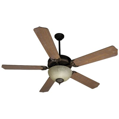"52"" CD Unipack 208 5 Blade Ceiling Fan Product Photo"