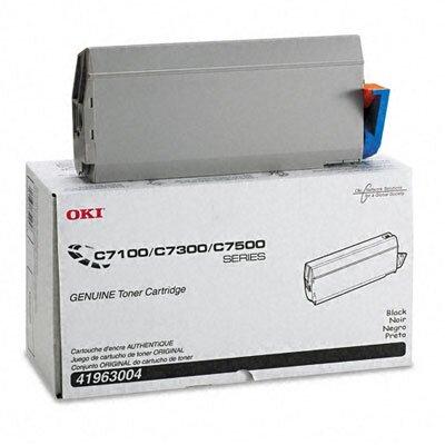 OKI Toner Cartridge (Type C4), 10000 Page-Yield