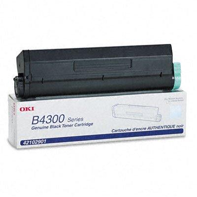 OKI Toner Cartridge, 6000 Page-Yield
