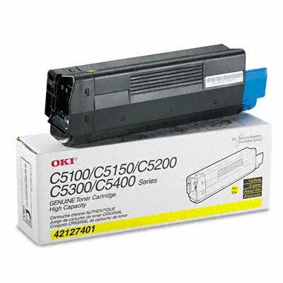 OKI Toner Cartridge (Type C6)