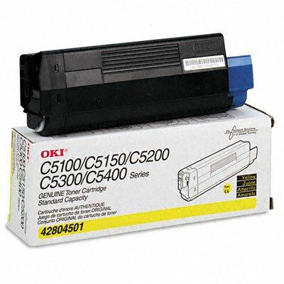 OKI Toner Cartridge (Type C6), 3000 Page-Yield
