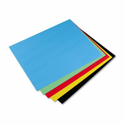 Pacon Corporation Four-Ply Poster Board, 25/Carton