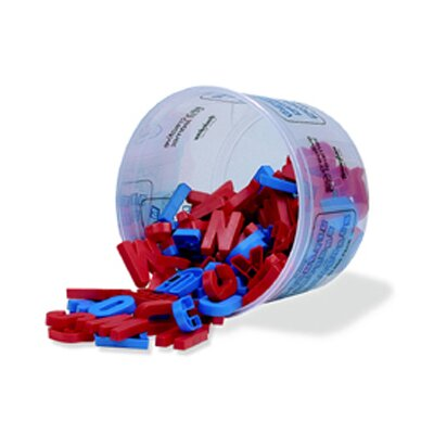 Pacon Corporation Magnetic Plastic 36-set Letters