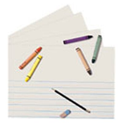 Pacon Corporation Zaner-bloser Picture Story Paper