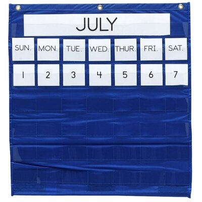 Monthly Calendar Pocket Chart by Pacon Creative Products