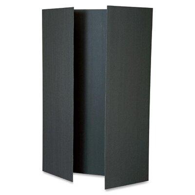 "Pacon Corporation 48"" x 36"" Tri-Fold Presentation Board"