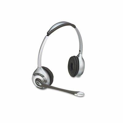 Plantronics Binaural Over-The-Head Wireless Headset