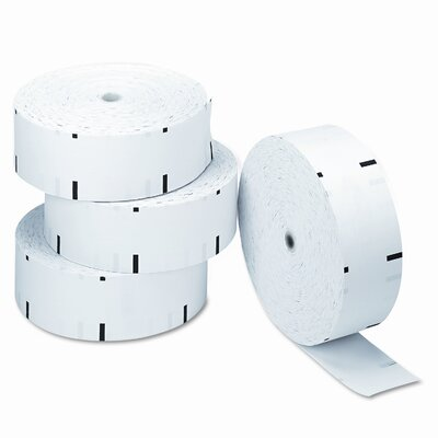 PM Company Thermal Atm Roll, 4/Carton