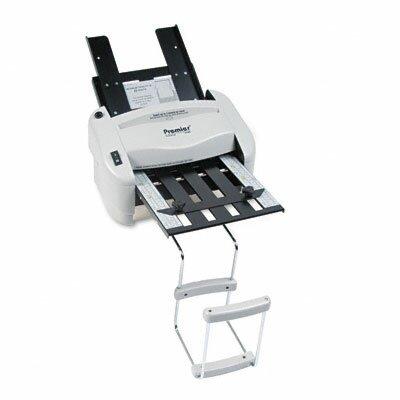 Premier/Martin Yale Rapidfold Light-Duty Desktop Autofolder, 4000 Sheets/Hour