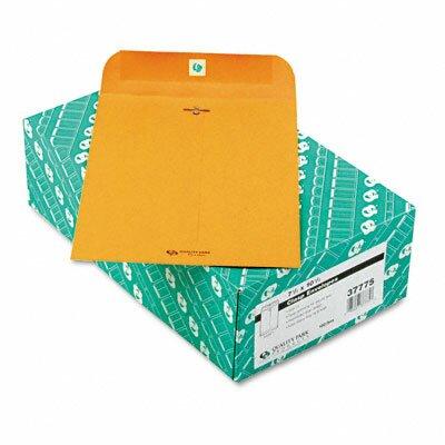 Quality Park Products Clasp Envelope, 7 1/2 X 10 1/2, 100/Box
